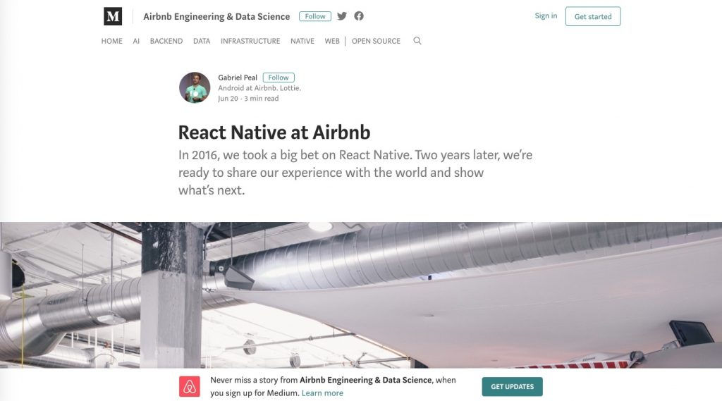 Airbnb React